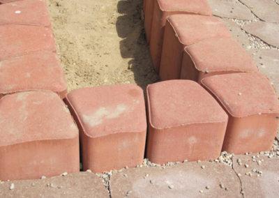 Palisada-trapezowa-betonowa-producent-ABW-superbruk-bialystok-realizacja-11