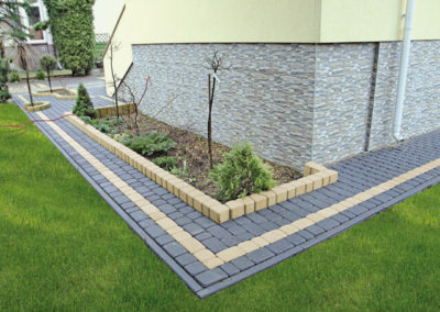 Palisada-trapezowa-betonowa-producent-ABW-superbruk-bialystok-realizacja-13