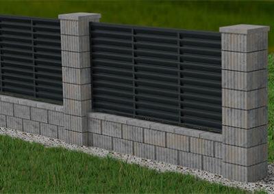 Systemy-ogrodzeniowe-o-powierzchni-karbowanej-KARBO-seria-nord-line-producent-ABW-superbruk-Bialystok-wizualizacja-02