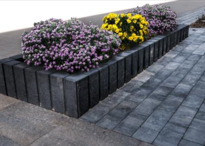 palisady-palineo-betonowe-ogrod-producent-ABW-superbruk-bialystok-realizacja